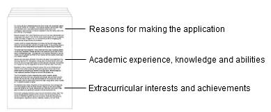 Examples Of Personal Statements For Sixth Form - Download Free Cover ...
